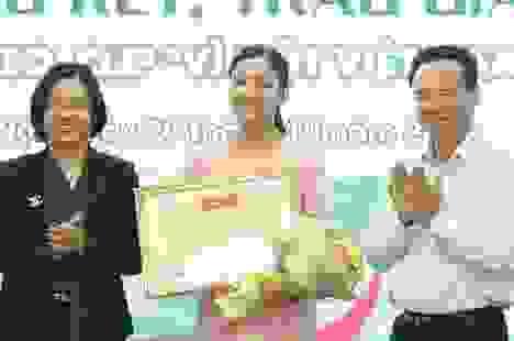Cô gái Sài thành giành giải nhất cuộc thi sáng tạo clip bảo vệ môi trường