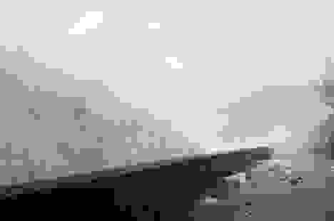 Đảo Lý Sơn: Mưa lớn, gió mạnh, sóng biển dữ dội