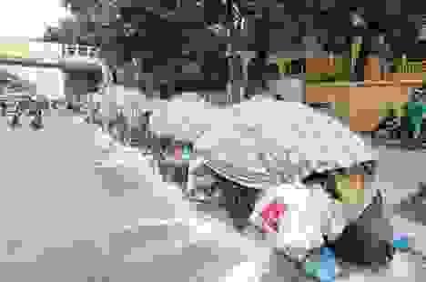 """Bãi rác Nam Sơn: Biện pháp """"chôn lấp"""" đã qua 3 đời chủ tịch"""