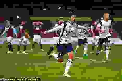 Son Heung Min vươn lên dẫn đầu danh sách Vua phá lưới Premier League