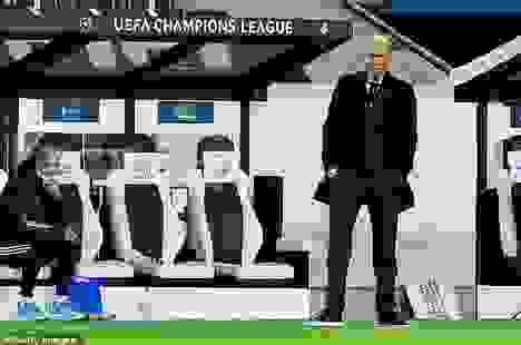 Real Madrid xếp bét bảng, HLV Zidane vẫn nói cứng