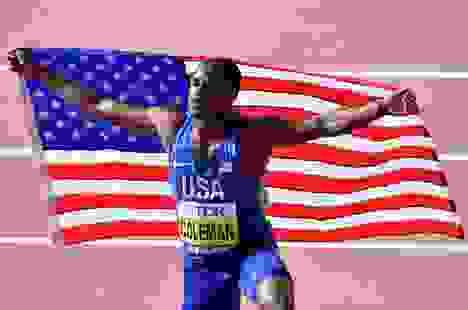 Vận động viên chạy nhanh nhất thế giới bị cấm thi đấu 2 năm