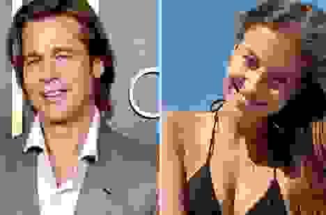 Brad Pitt chia tay bạn gái 9X