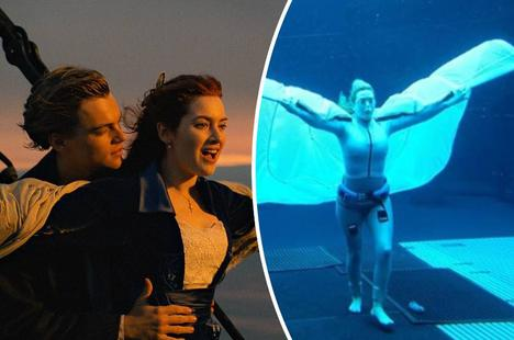 """Có kỹ năng này, Kate Winslet liền được fan """"tư vấn"""" quay về cứu... Jack"""