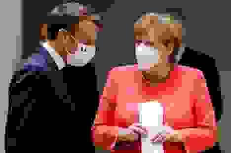Covid-19 diễn biến căng thẳng, Pháp - Đức đồng loạt tái phong tỏa toàn quốc