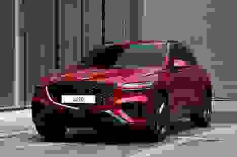 Genesis GV70 2021 - xe Hàn Quốc cạnh tranh SUV hạng sang của Đức