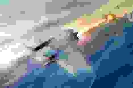 """Vũ khí laser - """"sát thủ vô hình"""" đáng sợ của không quân Mỹ"""
