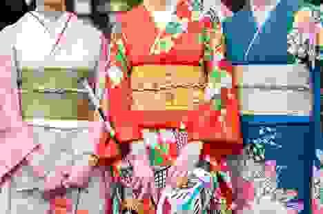 4 loại vải thông dụng nhất dùng để may kimono