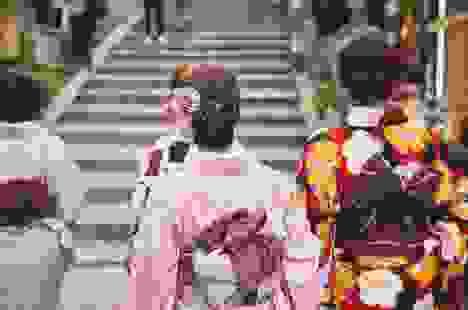 Những loại kimono mặc vào các mùa khác nhau ở Nhật Bản