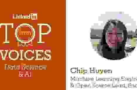 Huyền Chip trở thành người có sức ảnh hưởng mảng Data Science và AI
