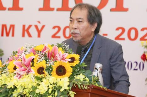 """Tân Chủ tịch Hội Nhà văn Việt Nam: """"Hãy đặt cược lòng tin vào chúng tôi"""""""
