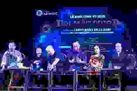 Sân khấu kịch lần đầu tiên dựng vở về đại dịch Covid-19