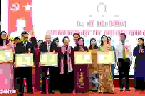 Vinh danh 294 đại biểu đại diện các mô hình học tập tiêu biểu toàn quốc