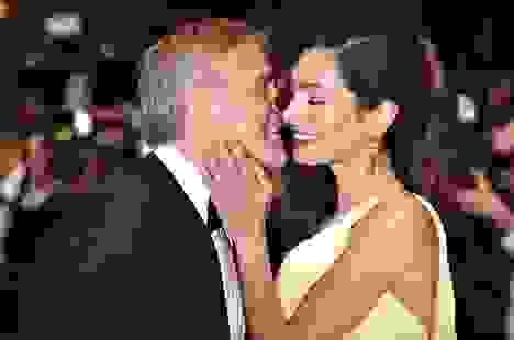 Tài tử siêu giàu George Clooney chưa từng cãi nhau với vợ