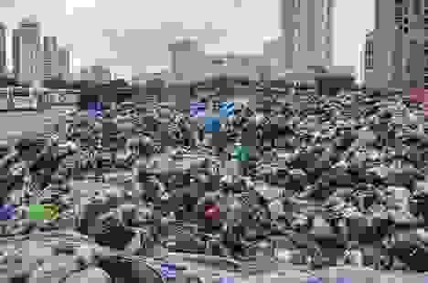 Quy định mức tiền người dân phải trả cho việc thu gom, vận chuyển rác