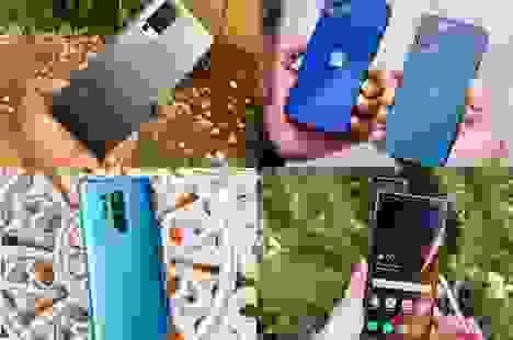 Những smartphone hỗ trợ mạng 5G đang được bán tại Việt Nam