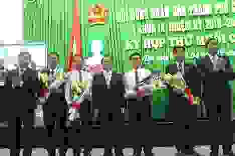 Cần Thơ bầu 3 Phó Chủ tịch UBND thành phố