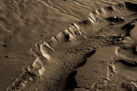 Các vi khuẩn trên Sao Hỏa tồn tại ở đâu?