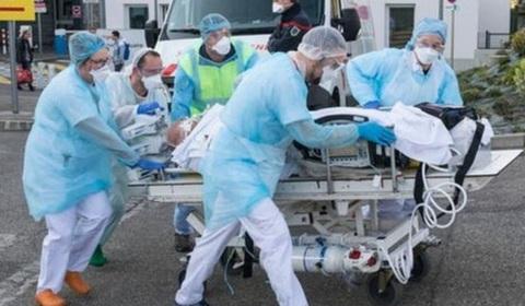 Hơn 7.500 người chết tại Pháp, Covid-19 lan rộng tại châu Âu