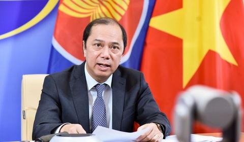 Hội nghị Cấp cao đặc biệt ASEAN và ASEAN+3 về ứng phó đại dịch Covid-19