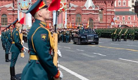 Ông Putin nói Nga đã qua đỉnh dịch, chuẩn bị duyệt binh lớn