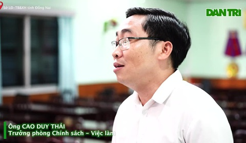 Toàn tỉnh Đồng Nai có khoảng 100.000 lao động mất việc