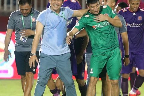 Thắng liên tục, HLV Sài Gòn FC vẫn chưa dám nghĩ đến ngôi vô địch