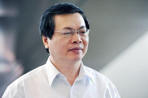 Cựu Bộ trưởng Bộ Công thương Vũ Huy Hoàng chuẩn bị hầu tòa