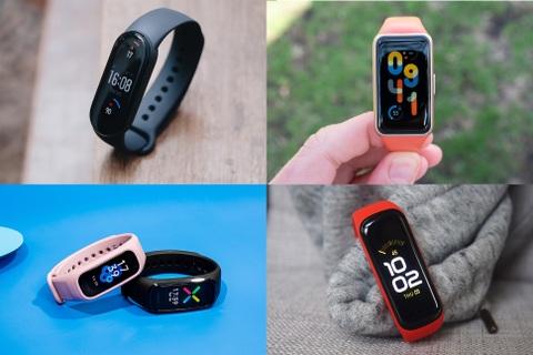 Dưới 2 triệu đồng, chọn mua vòng tay thông minh nào để theo dõi sức khỏe?