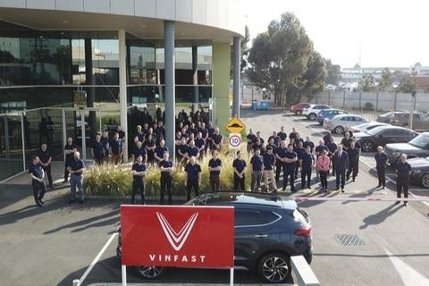 VinFast đóng cửa văn phòng tại Australia, chuyển nhân viên sang Việt Nam