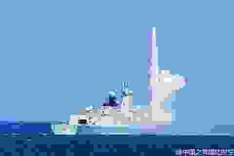 Quân đội Trung Quốc diễn tập bắn đạn thật tại Biển Đông