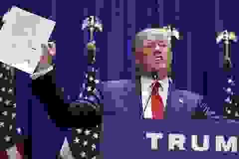 Donald Trump - hiện tượng thú vị trong cuộc đua vào Nhà Trắng