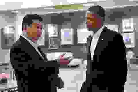 """Ngờ vực về an ninh mạng """"bó cứng"""" thượng đỉnh Mỹ - Trung"""