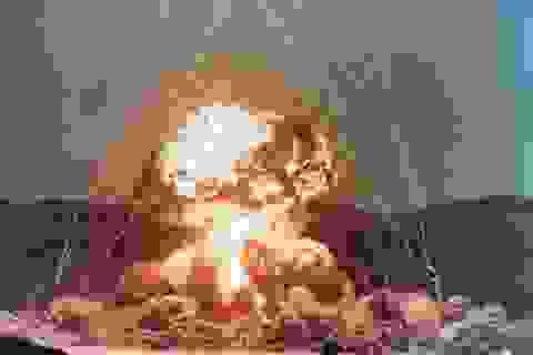 Thước phim hiếm về vụ thử bom hạt nhân tại Neveda năm 1955