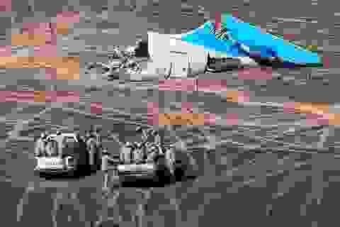 Bí ẩn quanh vụ rơi máy bay Nga ngày một tăng