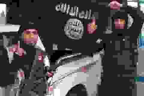 Hé lộ cuộc sống tại sào huyệt của IS