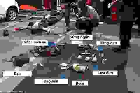 """Giải mã cảnh báo """"hòa nhạc"""" của IS trước vụ khủng bố Jakarta"""