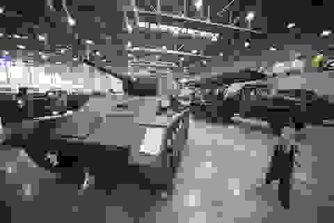 """Ngắm bộ sưu tập xe quân sự """"khủng"""" thời Thế chiến II"""