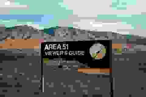 Tổng thống Obama sẽ giữ bí mật Khu vực 51 đến cùng