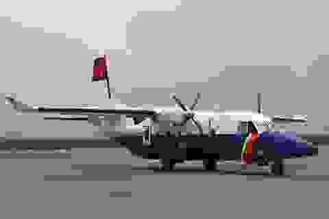 CASA 212-400 - máy bay tuần thám biển hiện đại hàng đầu