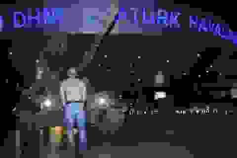 """Thổ Nhĩ Kỳ đóng cửa không phận, sẵn sàng bắn hạ máy bay """"lạ"""""""