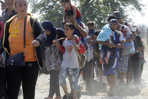Người nhập cư và người tị nạn khác nhau thế nào?