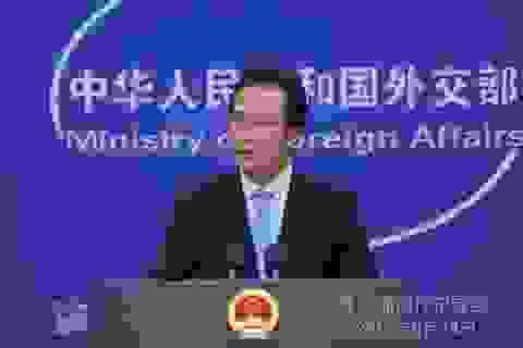Trung Quốc xác nhận đang xây dựng đường băng tại bãi Vành Khăn
