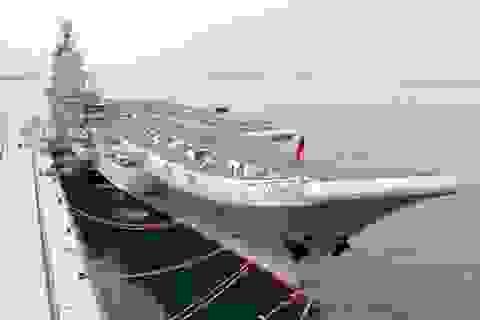 Trung Quốc lên kế hoạch hạ thủy tàu sân bay thứ hai