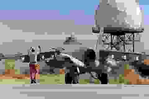"""Phóng viên quốc tế """"mục sở thị"""" căn cứ không quân Nga tại Syria"""