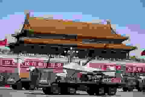 """Bắc Kinh """"tố"""" phương Tây cố xuyên tạc lịch sử đảng, quân đội Trung Quốc"""