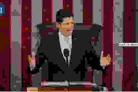 Hạ viện Mỹ có chủ tịch trẻ nhất trong gần 150 năm