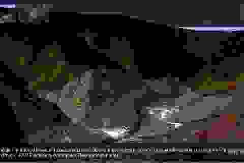 Triều Tiên xây đường hầm ngầm bí mật tại bãi thử hạt nhân