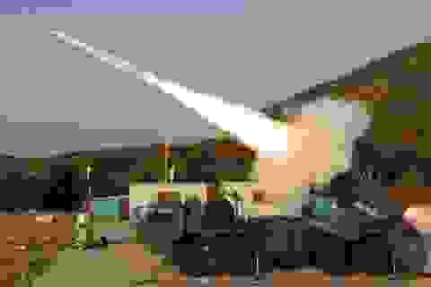 Nhật Bản thử thành công tên lửa đất đối không tự chế tạo