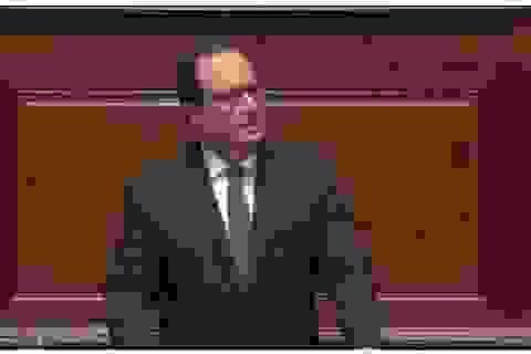 Tổng thống Pháp tuyên bố sẽ hủy diệt IS